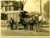 Weikman ice wagon