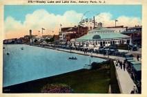 Wesley Lake and Lake Ave., Asbury Park, NJ