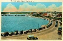 Deal Lake, Asbury Park, NJ