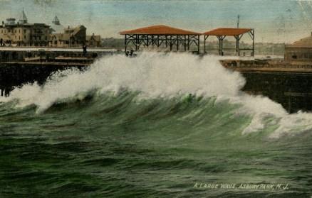 A Large Wave, Asbury Park, NJ