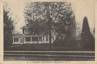 A.C. Haine's Residence, Moorestown, NJ