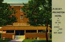 Asbury Arlington Hotel, 6th Avenue, Asbury Park, NJ