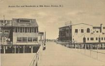 Avalon Pier and Boardwalk at 29th Street, Avalon, NJ