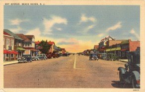 Bay Avenue, Beach Haven, NJ 1951