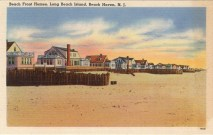 Beach Front Homes, Long Beach Island, Beach Haven, NJ