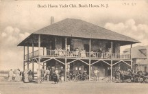 Beach Haven Yacht Club, Beach Haven, NJ