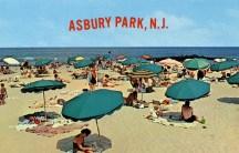 Beach Photo, Asbury Park, NJ