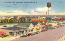Bird's-Eye View 96th Street, Stone Harbor, NJ