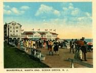 Boardwalk, North End, Asbury Park, NJ