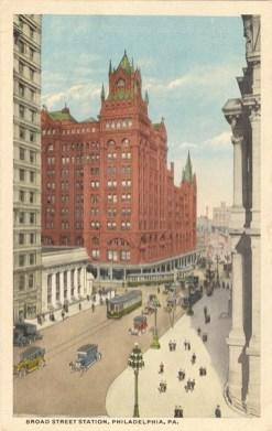 Broad Street Station, Philadelphia, PA