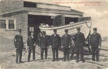Captain and Crew of Long Beach Life Saving Station, Beach Haven, NJ