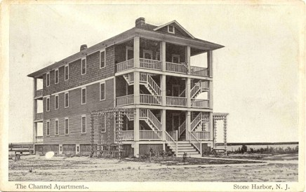 Channel Apartments, Stone Harbor, NJ