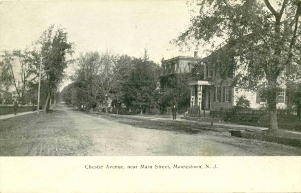 Chester Avenue Near Main Street, Moorestown, NJ