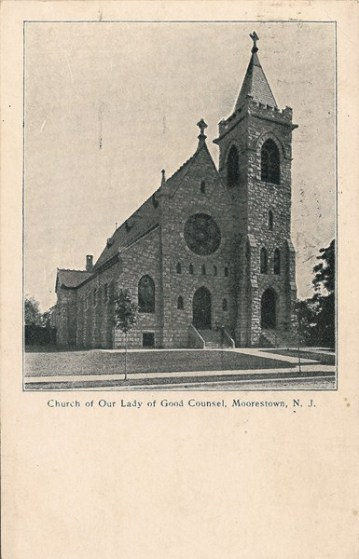 Church of Our Lady of Good Counsel, Moorestown, NJ
