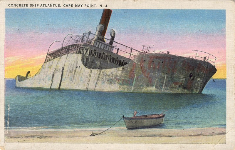 Cape May Amp Wildwood NJ Images Historical Society Of