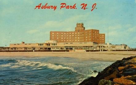 Convention Hall, Asbury Park, NJ