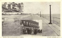 Dedicating Boardwalk and Casino, Stone Harbor, NJ