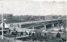Fairmount Park, Girard Ave. Bridge from the Zoo, Philadelphia, PA 1906