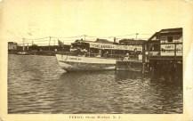 Ferry, Stone Harbor, NJ