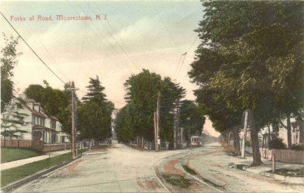 Forks of Road, Moorestown, NJ