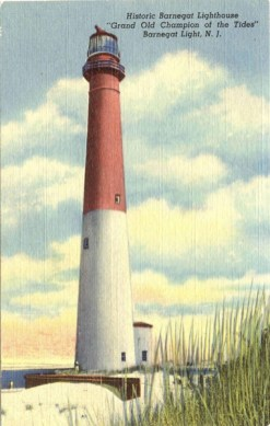 Grand Old Champion of the Tides, Barnegat Light, NJ