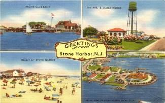 Greetings From Stone Harbor, NJ