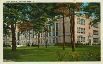 High School, Asbury Park, NJ