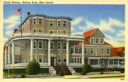 Hotel Altman, Asbury Park, NJ