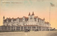 Hotel Baldwin, Beach Haven, NJ 1934