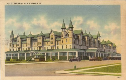 Hotel Baldwin, Beach Haven, NJ 1948