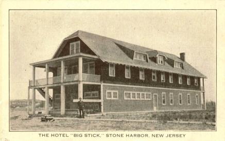 Hotel Big Stick, Stone Harbor, NJ