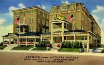 Keswick - Astoria Hotels, 3rd Ave., Asbury Park, NJ