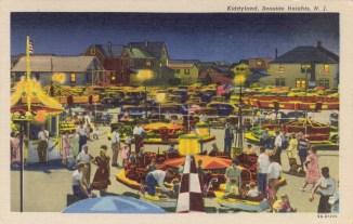 Kiddyland, Seaside Heights, NJ 1961
