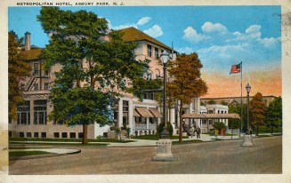 Metropolitan Hotel, Asbury Park, NJ
