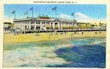 Natatorium and Beach, Asbury Park, NJ