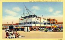 Ocean City Beach Patrol Headquarters, Ocean City, NJ