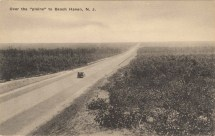 Over the Plains to Beach Haven, NJ 1937