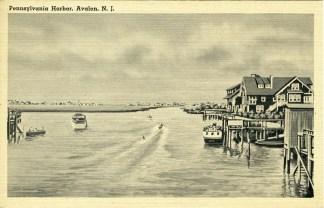 Pennsylvania, Harbor, Avalon, NJ