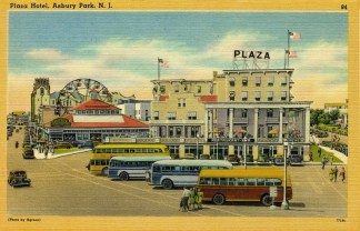 Plaza Hotel, Asbury Park, NJ