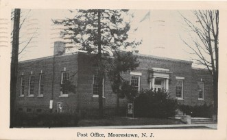 Post Office, Moorestown, NJ