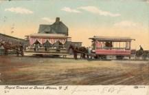 Rapid Transit at Beach Haven, NJ