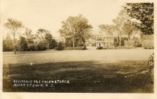 Residence Dr. Stokes, Moorestown, NJ
