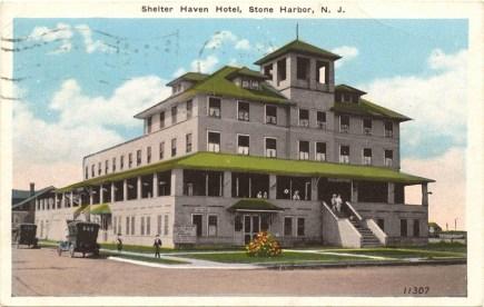 Shelter Haven Hotel, Stone Harbor, NJ