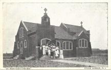 St. Mary's-by-the-Sea, , Stone Harbor, NJ, c1915