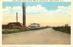 Stone Harbor Water Works, 96th St. and 2nd Ave., Stone Harbor, NJ