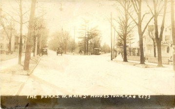The Forks, West Main Street, Moorestown, NJ