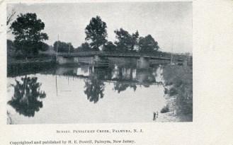 The Rancocas Creek at Lumberton, NJ