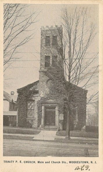 Trinity P.E. Church, Main and Church Sts., Moorestown, NJ