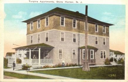 Turpins Apartments,Stone Harbor, NJ
