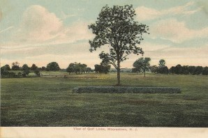 View of Golf Links, Moorestown, NJ